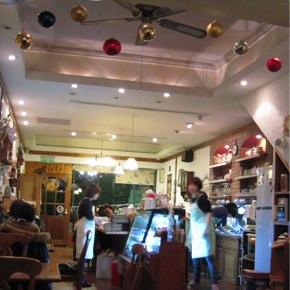 柯芬園咖啡館「アールグレイ シフォンケーキ」