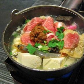 鍋加鍋「泰式酸辣鍋」トムヤムクン風鍋