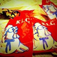 K L G フライドチキン!?