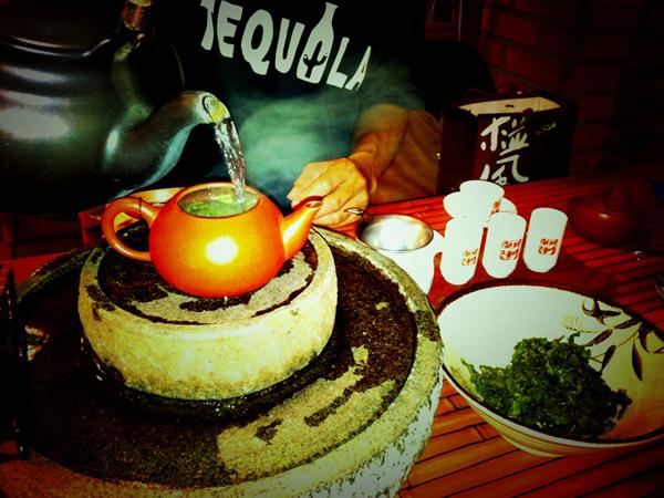 九份茶藝館