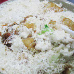 永和豆漿大王「鹹豆漿」食べる豆乳スープ